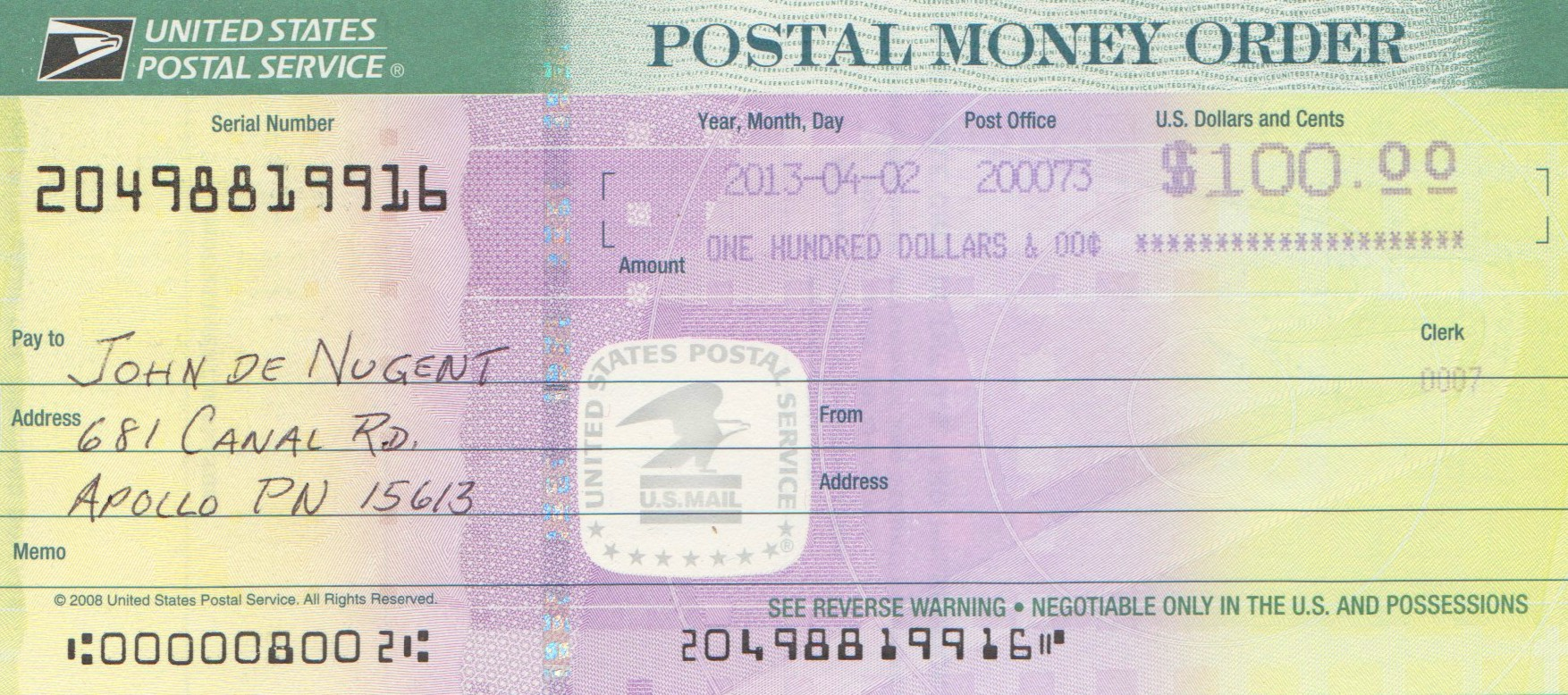 Five Easy And Simple Steps To Filling Out A Money Order Movellas