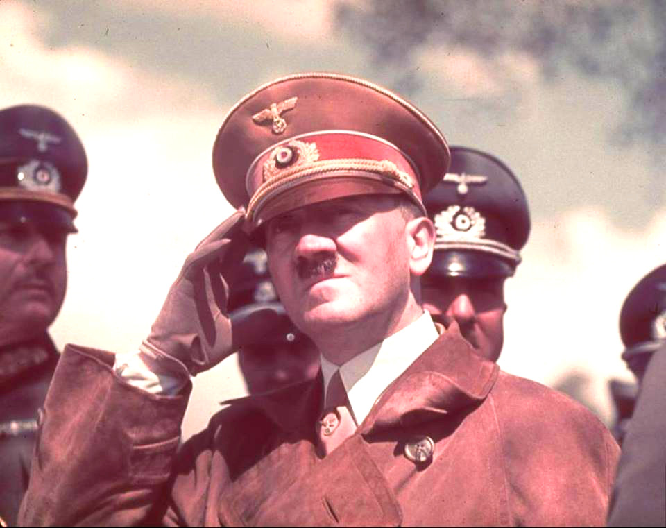 adolf hitler yielded the destructive force of nazism The rise to power of adolf hitler was not just the german people with his racist and destructive rise of hitler and nazism we find vacuum and.