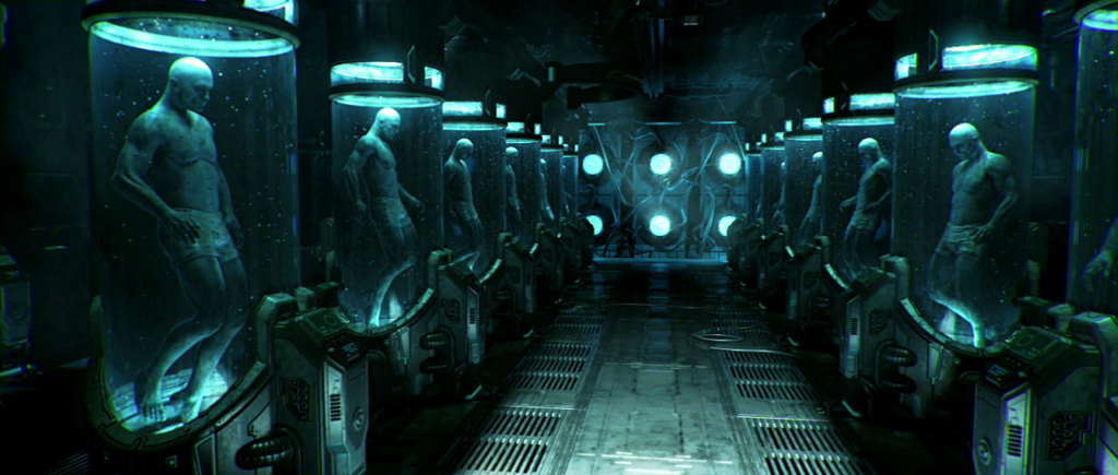 alien-created-human-biorobots