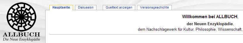 Allbuch auf deutsch