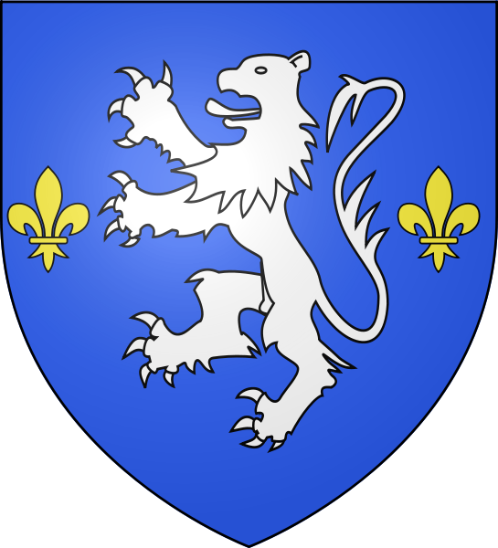 Shield (coat of arms) of Nogent-le-Rotrou